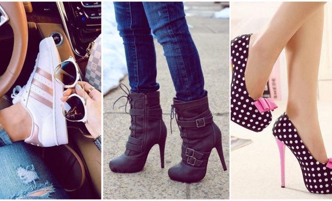 Cuántos zapatos deberías tener en tu clóset para cubrir toda ocasión