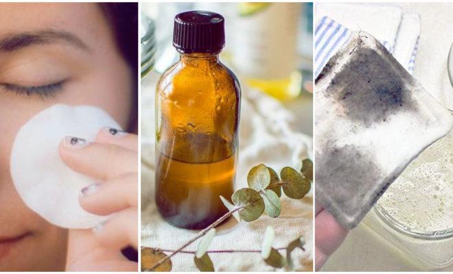 Usar aceites esenciales como desmaquillantes: ¿buena o mala idea?