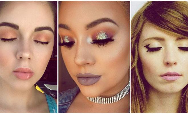 Estos makeups se van a poner de moda durante esta primavera 2018