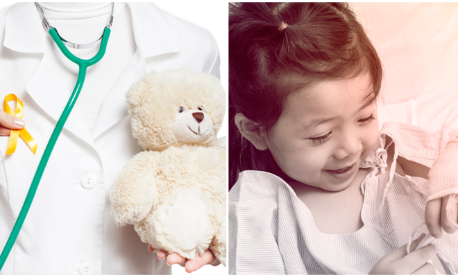 El cáncer infantil puede ser detectado a tiempo, éstas son algunas de las señales