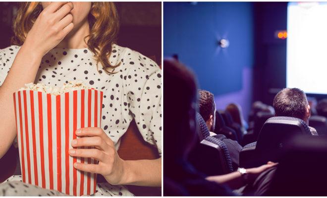 Situaciones que todas odiamos cuando vamos al cine