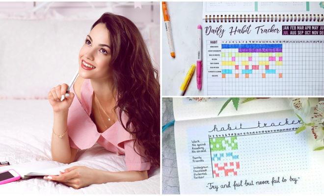 Habit tracker: la mejor forma de cumplir todos tus buenos hábitos