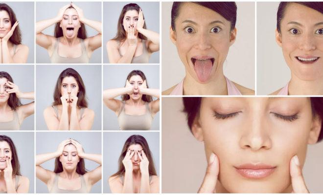 Yoga facial para rejuvenecer tu rostro, ¿lo conoces?