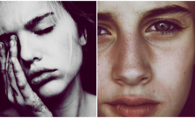 ¿Deprimida o solo una mala racha?