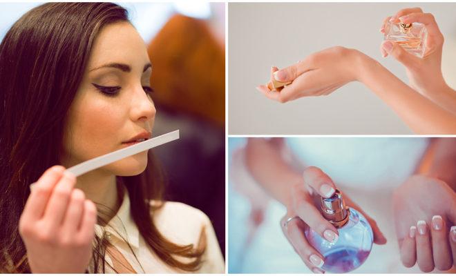 Cómo escoger el mejor perfume para ti