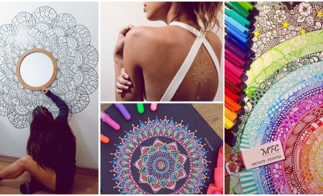 Mandalas: ¿qué son y por qué tanto alboroto por colorearlos?