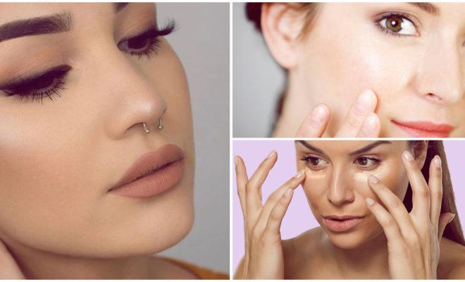 Por qué deberías aplicar el maquillaje solo con tus dedos