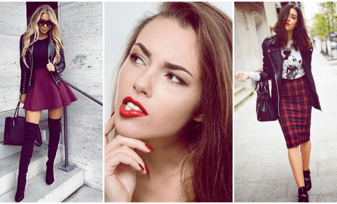 Falda lápiz o minifalda, ¿cuál es más sexy?