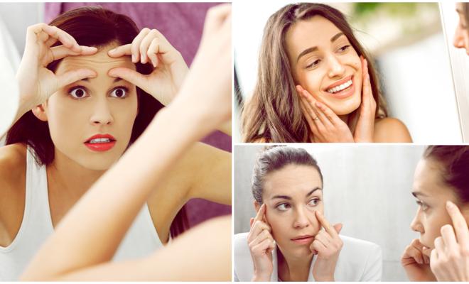 10 cuidados que debes tener para retardar la aparición de arrugas