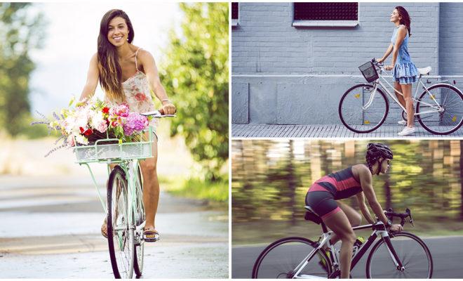 Ciclismo, la actividad ideal para ejercitarte y recibir la primavera