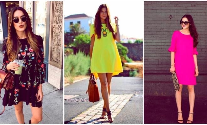 Un vestido de color diferente para cada ocasión