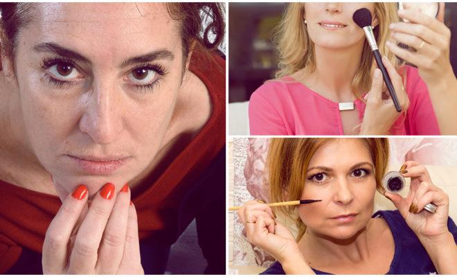 Evita cometer estos errores en tu makeup a los 40
