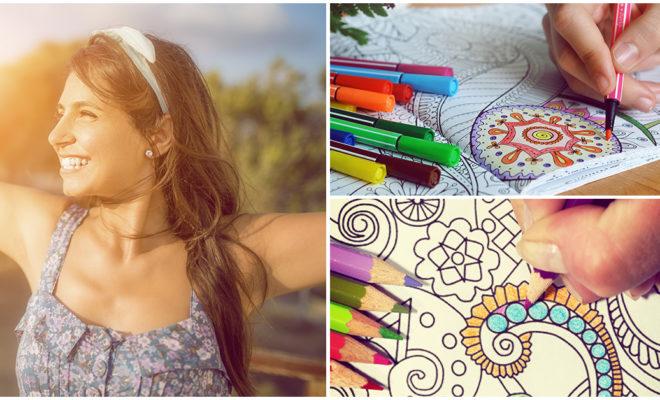 Colorear mandalas: el pasatiempo ideal para sentirte mejor