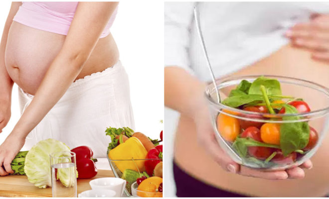 Dieta durante el embarazo: ¿se puede?