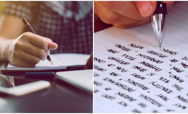 ¡La escritura de tu crush descubre su personalidad!