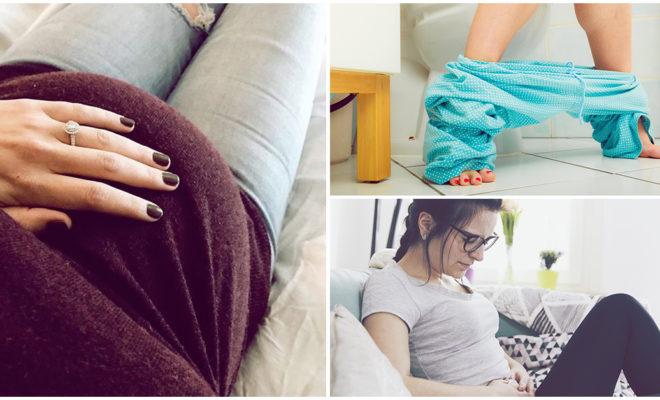 Si experimentas estos síntomas, no hay duda: ¡estás embarazada!