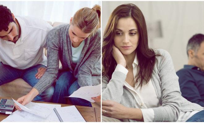 Cómo lidiar con la infidelidad financiera en tu relación