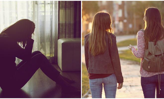 Tips para ayudar a una amiga deprimida