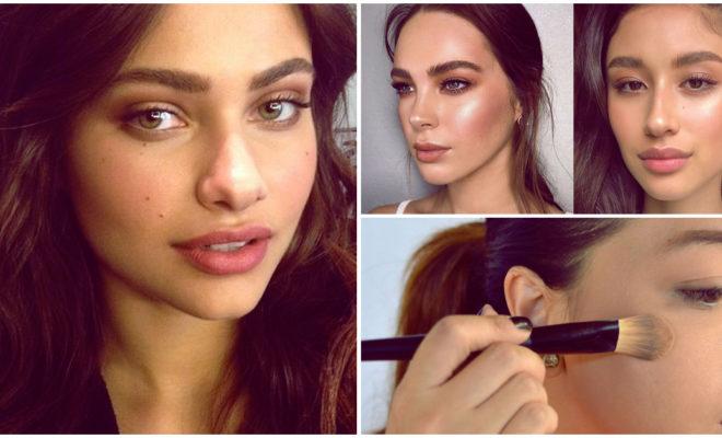 La mejor técnica de maquillaje para piel grasa