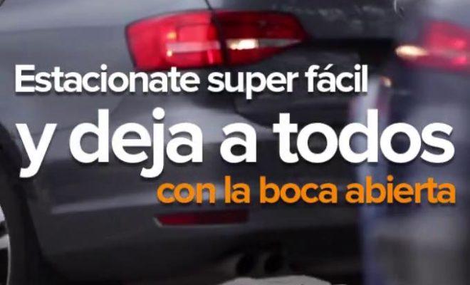 Estaciónate Super Fácil Y Deja A Todos Con La Boca Abierta