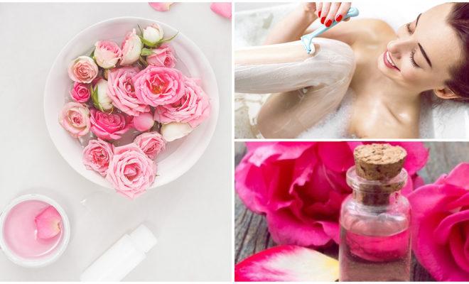 Conoce los beneficios del agua de rosas y embellece tu cutis