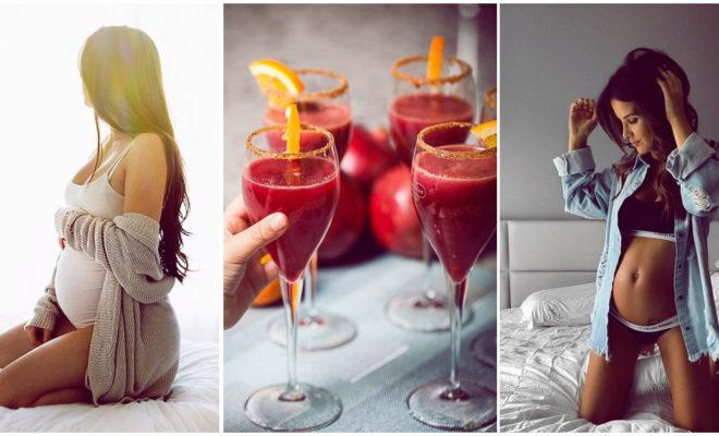 Alcohol durante el embarazo: ¿se puede solo una copa?