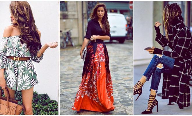 Aprende a incorporar estampados a tus outfits para lucir más elegante