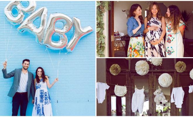 Baby sprinkles, la nueva moda en vez de baby shower