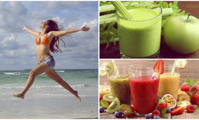 Deliciosos jugos para reducir tallas ¡fácil y rápido!