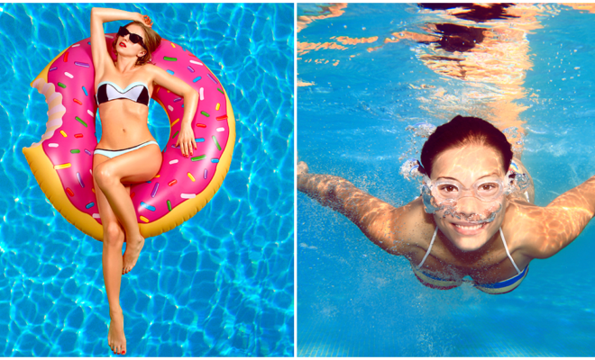 Nadar después de comer, ¿sí o no?