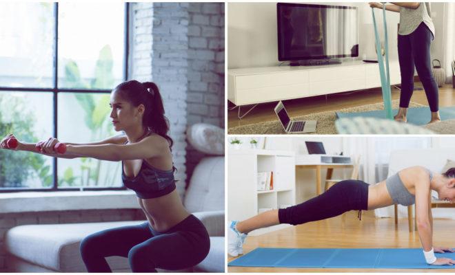 Esta es la mejor forma de quemar grasa en casa, sin equipo de ejercicio