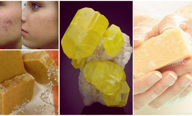 Jabón de azufre para deshacerte del acné: ¿funciona?
