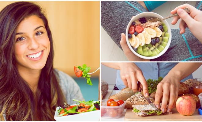 Errores que todas cometemos en la alimentación, aun si comemos sano