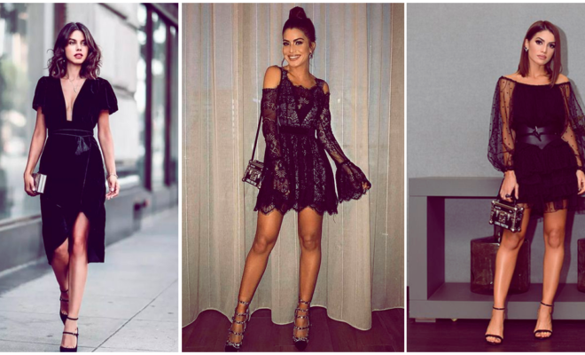 Little black dress: la mejor forma de usarlo para seducir a tu pareja esta noche