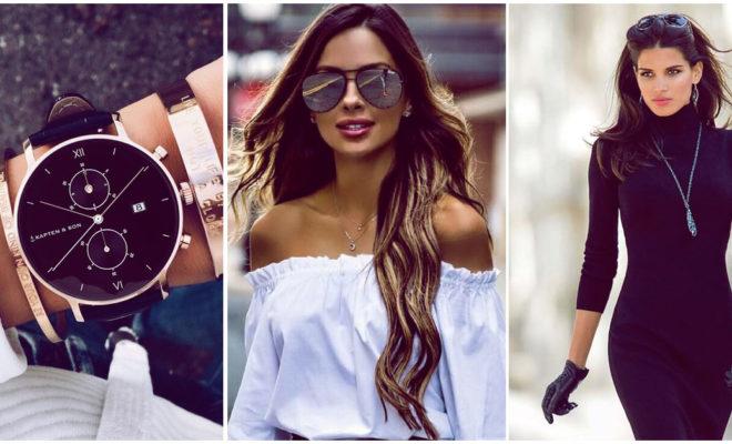 Accesorios para lucir un outfit más elegante, ¿los tienes?