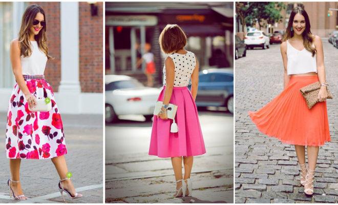 Trucos de una profesional para usar tu falda midi y lucir sofisticada