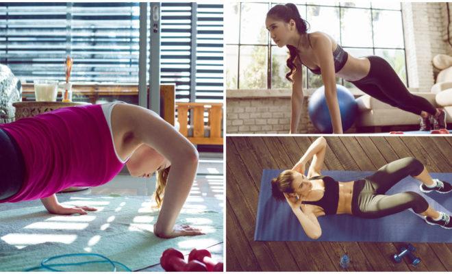 Hacer ejercicio en casa es un todo un reto; te cuento los pros y los contras