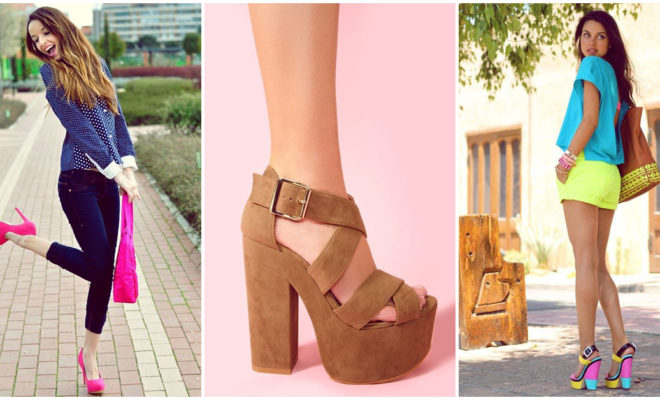 Zapatillas de colores para el día, ¡aprende a combinarlas!