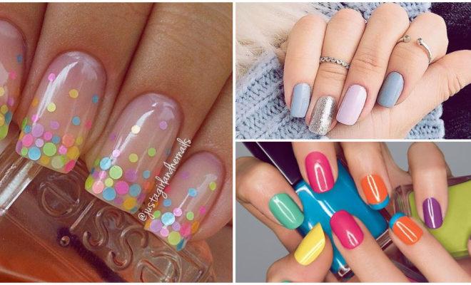 Uñas de colores: ¡haz de tus manos un arcoíris!
