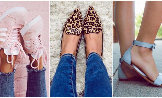 Los mejores zapatos para caminar todo el día ¡sin dolor!