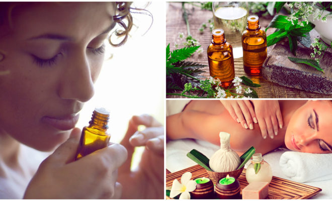 Esto le pasa a tus pulmones cuando usas aromaterapia