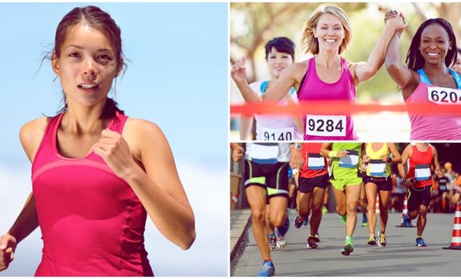 Corrí un maratón y todo esto pasó por mi mente… (jamás pensé que sería así 🤔)