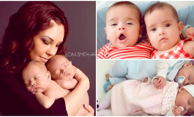 Síntomas con los que puedes saber si tu embarazo es de gemelos 😳 👶👶