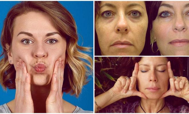 Ejercicios faciales para lucir más joven y radiante