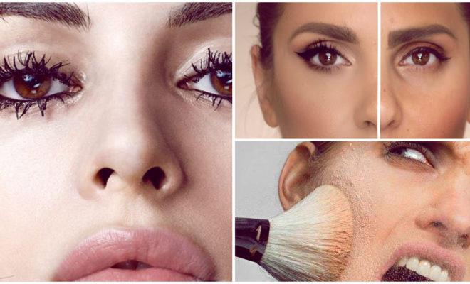 Errores de makeup que tú no puedes cometer