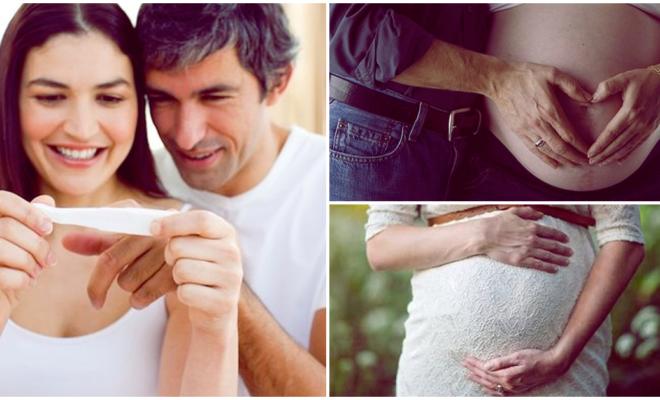 7 síntomas que indican que estás embarazada, ¡felicidades!