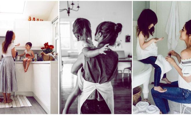 La mamá perfecta no existe, pero las buenas mamás siempre hacen esto