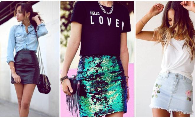 Las mejores faldas según tu estilo: ¿cuál te queda bien?