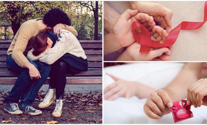 Cómo cuidarte si tienes un novio con sida