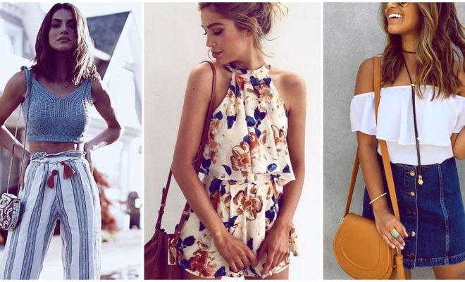 Outfits que van perfectos con el verano
